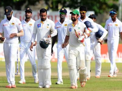 پاکستان نے گال ٹیسٹ میں سری لنکا کو 10 وکٹوں سے شکست دے دی