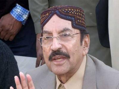 ایم کیو ایم کیلئے حکومت میں واپسی کے دروازے کھلے ہیں،رینجرز اور سندھ حکومت کے درمیان تھوڑی بہت خلش ہے جو جلد ختم ہوجائے گی، قائم علی شاہ