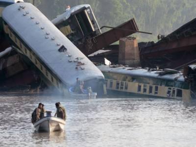 گوجرانوالہ ٹرین حادثہ میں شہدا کی تعداد 17 ہو گئی