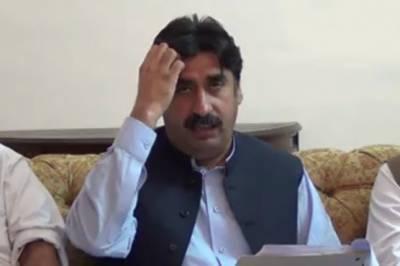 احتساب کمیشن نے خیبر پی کے کے وزیر معدنیات ضیاء اللہ آفریدی کو اختیارات کے ناجائز استعمال کرنے پر گرفتار کر لیا ہے