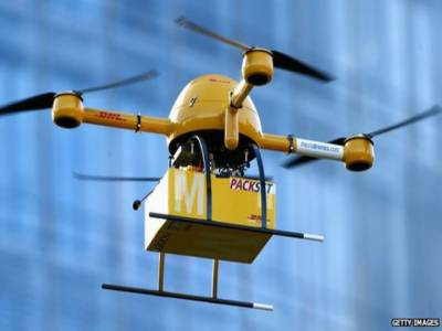 سوئٹزرلینڈ کے محکمہ ڈاک نے ڈرون کے ذریعے ڈاک کی ترسیل کی آزمائشی سروس کا آغاز کر دیا ہے