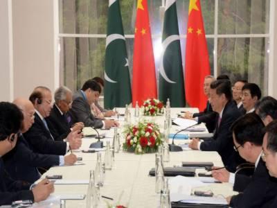 چین کے ساتھ مضبوط دوستی پاکستان کی خارجہ پالیسی کااہم جزوہے: وزیراعظم