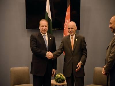 پرامن افغانستان پاکستان کے مفاد میں ہے: نواز شریف