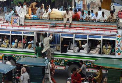 اوور لوڈنگ اور اوور چارجنگ کرنیوالے ٹرانسپورٹرز کو تھانوں میں بند کیا جائے، حکومت پنجاب