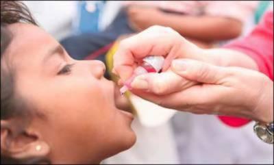 پاکستان کو پولیو وائرس کے خاتمے کیلئے 10ماہ کی ڈیڈ لائن