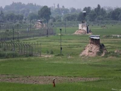 بھارتي فوج کي سيالکوٹ ورکنگ بائونڈری اور کنٹرول لائن پر بلااشتعال فائرنگ. اٹھارہ سالہ لڑکی اور پينتاليس سالہ غلام مصطفي شہيد