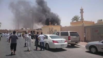 سعودی عرب کے دارالحکومت ریاض میں چیک پوائنٹ کے قریب کار بم دھماکے میں ایک شخص جاں بحق اور 2 سیکورٹی اہلکار زخمی ہوگئے