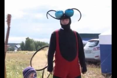 روس میں مچھروں کے اعزاز میں سالانہ میلہ