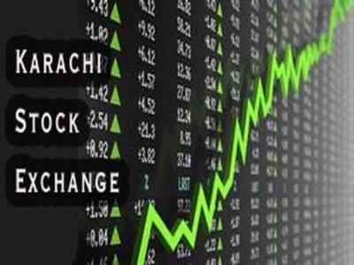 کراچی اسٹاک ایکس چینج میں کاروباری ہفتے کےدوران تیزی کا رجحان دیکھا گیا