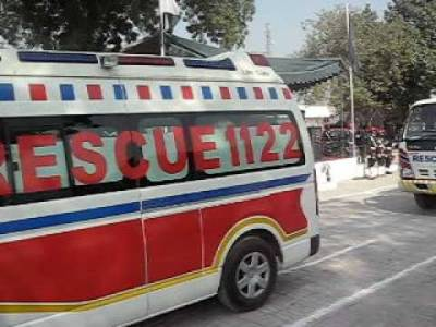 1122 نے عید تعطیلات کے دوران 8265 افراد کو ریسکیو کیا