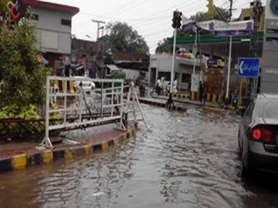 ملک کے بیشتر حصوں میں مون سون بارشوں کا سلسلہ وقفے وقفے کے ساتھ جاری ہے۔مون سون بارش کا نیا سلسلہ پاکستان میں مزید 7دن رہے گا