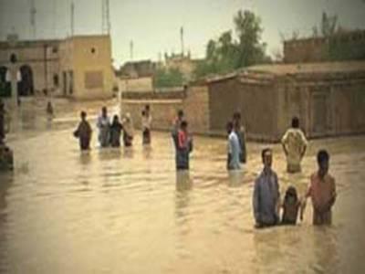 دریائے سندھ میں سکھر بیراج سے آج بڑا سیلابی ریلا گزرنے کا امکان ہے
