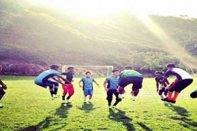 کے آئی سی ایس یوتھ کپ میں پاکستان اسٹریٹ چائلڈ فٹ بال ٹیم نے گروپ میں دوسری پوزیشن حاصل کرلی