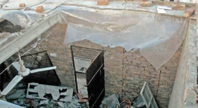 ملتان میں شدید بارش کے باعث مکان کی چھت گرنے سے بہن بھائی ملبے تلے دب کر جاں بحق