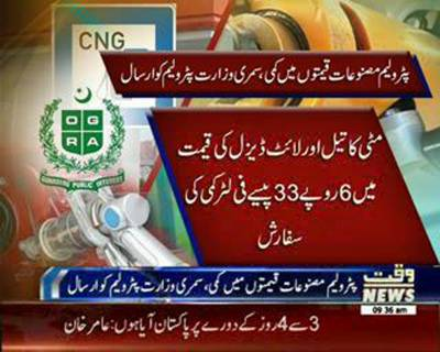 Reduction in prices of Petroleum Goods summary News Package 31 July 2015