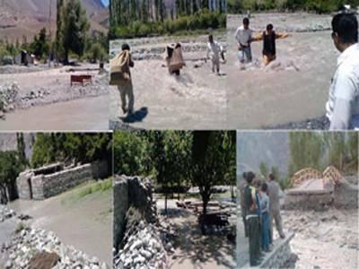 ملک بھر میں سیلاب اوربارشوں کی تباہ کاریاں جاری ہیں