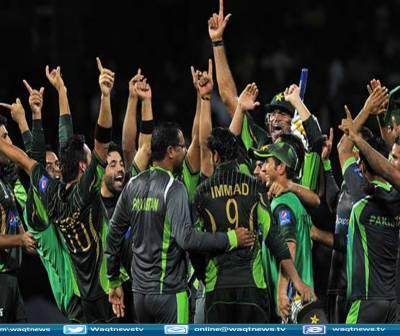 قومی کرکٹ ٹیم کے کھلاڑی سری لنکا سے پاکستان واپس پہنچ گئے ہیں
