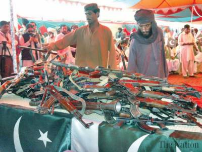 مزید 400 سے زائد فراریوں نے ہتھیار ڈال دیئے : بلوچستان میں امن کا سورج طلوع ہو چکا: جنرل ناصر