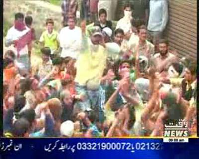 Waqtnews Headlines 09:00 AM 15 August 2015