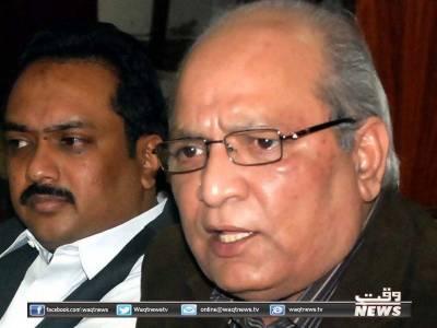 مشاہد اللہ خان نے نوازشریف سے ملاقات میں استعفی پیش کردیا جسے وزیراعظم نے منظور کرلیا