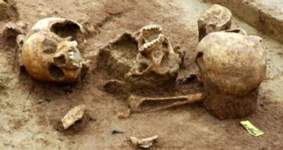 جرمنی میں 7 ہزار سال پرانی اجتماعی قبر دریافت