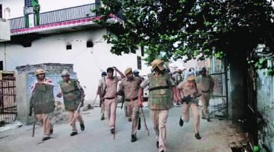 نئی دہلی: بھارتی پولیس کا مسجد پر دھاوا، شہید کرنے کی کوشش، نمازیوں کا پتھرائو