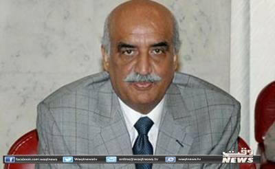 پاکستان کو غیر مستحکم کرنے کے لیے بھارت سرگرم ہو گیاکراچی واقعہ میں را ملوث ہے:خورشید شاہ