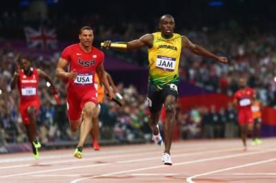 جمیکن سٹار ایتھلیٹ یوسین بولٹ ایک بار پھر سو میٹر کے عالمی چیمپیئن بن گئے