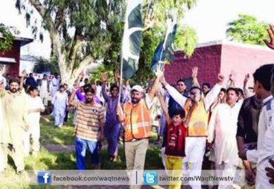 مقبوضہ کشمیر: احتجاجی مظاہرے پاکستان کے حق میں نعرے، بھارتی فوج نے3 شہری شہید کر دئیے