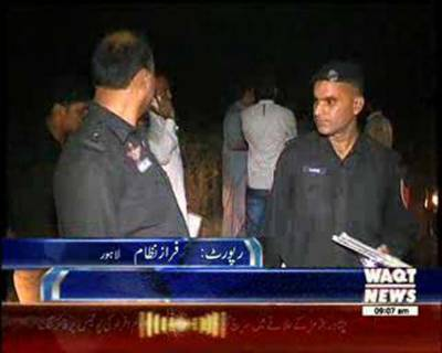 Lahore: 3 Terrorists Killed in Alleged Police Encounter