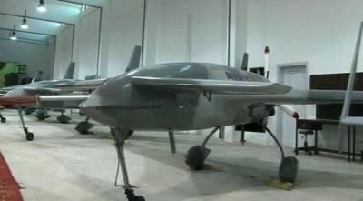 پاکستان کے تیارکردہ ڈرون طیارے براق کی شمالی وزیرستان میں پہلی کارروائی