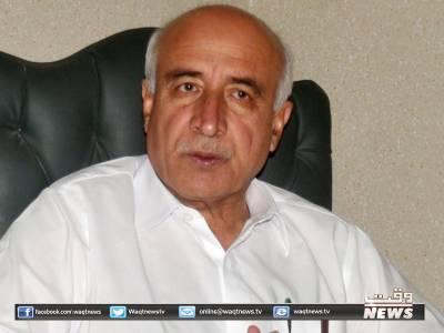 عوام مشکوک افرادکےبارےمیں متعلقہ اداروں کواطلاع دیں:عبدالمالک بلوچ