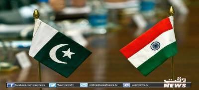 پاکستان اوربھارت کے درمیان بارڈر مینجمنٹ سے متعلق مذاکرات کے لئے پاکستانی وفد نئی دہلی روانہ ہوگیا