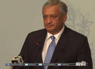 پاکستان اور بھارت کے درمیان جب بھی مذاکرات ہوئے، مسئلہ کشمیر ان میں شامل ہو گا: قاضی خلیل اللہ