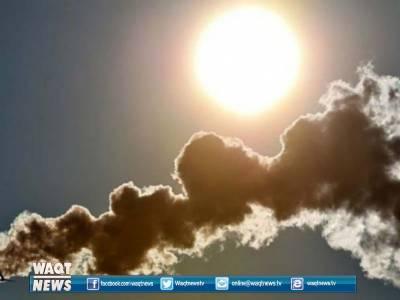 آئندہ چوبیس گھنٹوں کے دوران ملک کے بیشتر علاقوں میں موسم خشک رہنے کی توقع ہے
