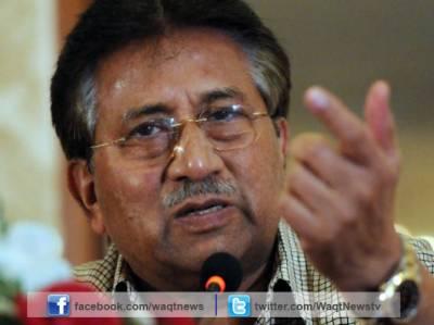 کالا باغ ڈیم پاکستان کیلئے بہت اہم ہے' میڈیا کو آزادی دے کر نقصان اٹھایا : مشرف
