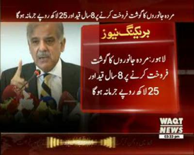 CM Shahbaz Sharif press Conference