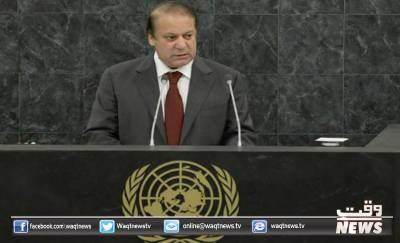 نوازشریف کا عالمی رہنماؤں کے ساتھ ملاقاتوں میں پاکستان کا مؤقف بھرپور انداز میں بیان