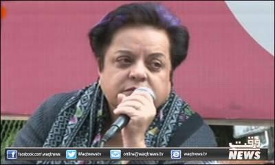 وزیراعظم نے جنرل اسمبلی سے اپنےخطاب میں بھارتی دہشت گردی کویکسرنظرانداز کیا ہے: شیریں مزاری