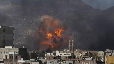 سعودی اتحاد کی یمن کے دارالحکومت صنعا میں ایک شادی کی تقریب پر حملہ