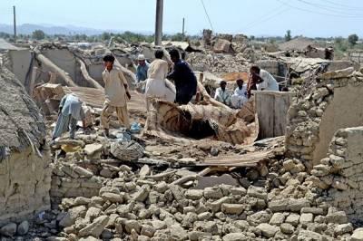 آٹھ اکتوبر کے زلزلے کو دس برس بیت گئے