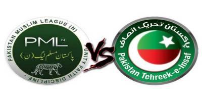 حلقہ این اے ایک سو بائیس کے ضمنی انتخاب میں ن لیگ اور پاکستان تحریک انصاف کےدرمیان کانٹے دار مقابلہ