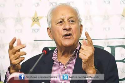 بھارت چھہ سال میں آ ٹھ سیریز کھیلنے کا وعدہ پورا کرے:شہریار خان