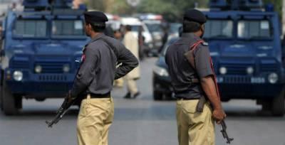 کراچی میں محرم الحرام کے دوران سکیورٹی ہائی الرٹ,،شہر کے حساس مقامات پرپولیس کمانڈوز اوراہلکاروں کی تعیناتی کا عمل جاری