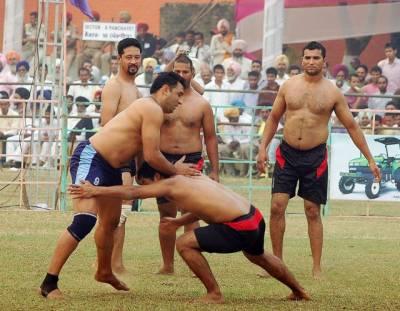 سکھوں کے احتجاج کے بعد اگلے ماہ جالندھر میں ہونیوالا کبڈی ورلڈ کپ منسوخ