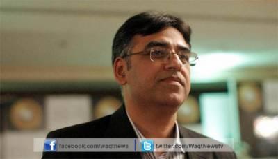 بھارت میں جوکچھPCB چئیرمین کے ساتھ ہوا اس کے بعد پاکستان بھارت سے کرکٹ سیریزکے لئے منتیں کرناچھوڑ دے:اسدعمر