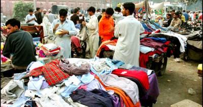 سردی بڑھتے ہی لنڈا بازاروں کی رونقیں بحال ہوگئی