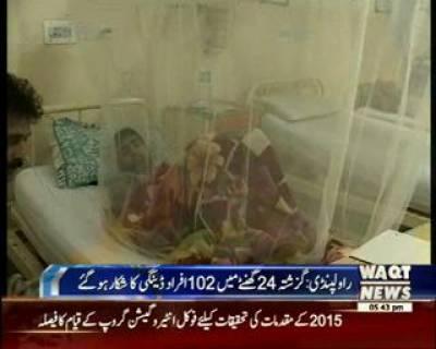 Dengue In Rawalpindi