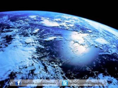 زمین کو سورج کی انفرا ریڈ ریز سے بچانے والی آسمان کی تہہ او زون لیئر کا سوراخ اٹھائیس اعشاریہ دو مربع ملین کلومیٹر رقبےتک پھیل گیا۔