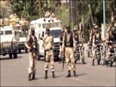 رینجرز نے کراچی آپریشن کے اگلے مرحلے سے متعلق پالیسی بیان جاری کردیا